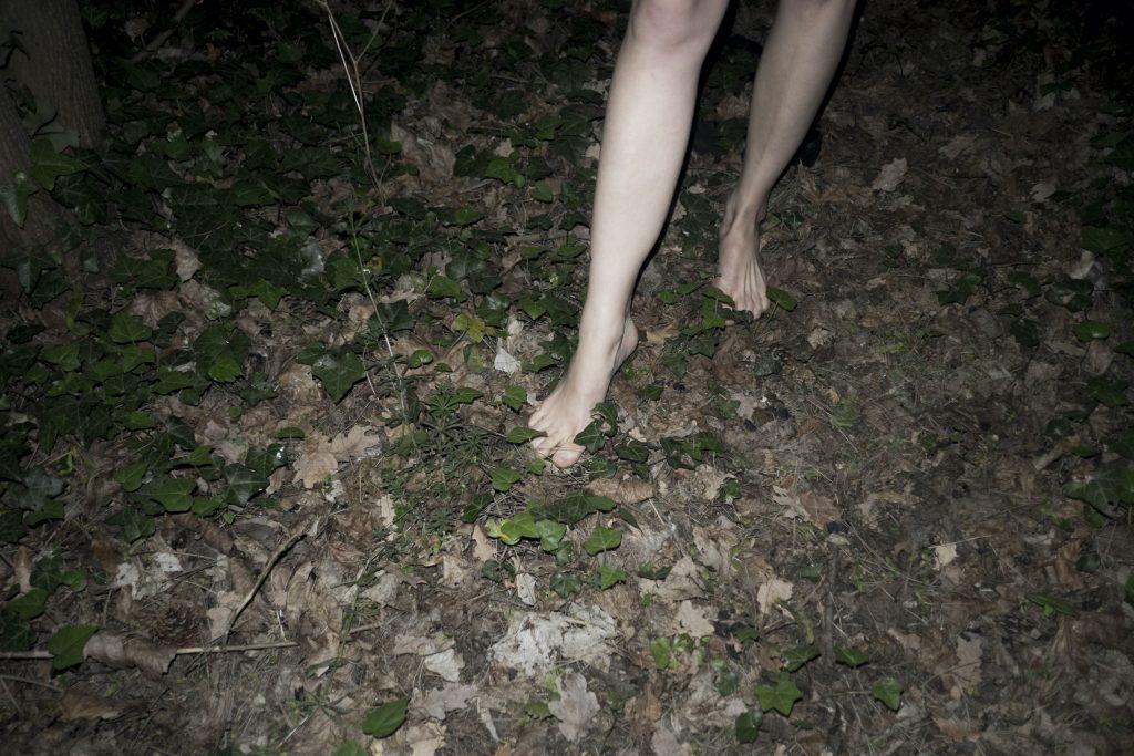 Elle, Bois de Boulogne, 2014