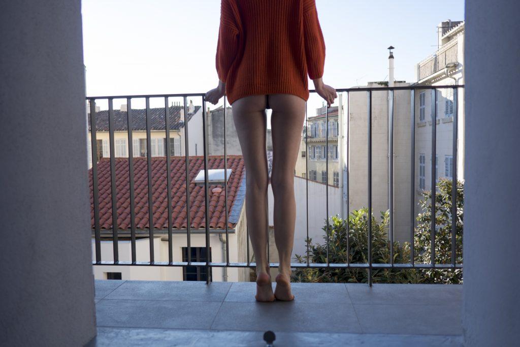 Elle, Marseille, 2015