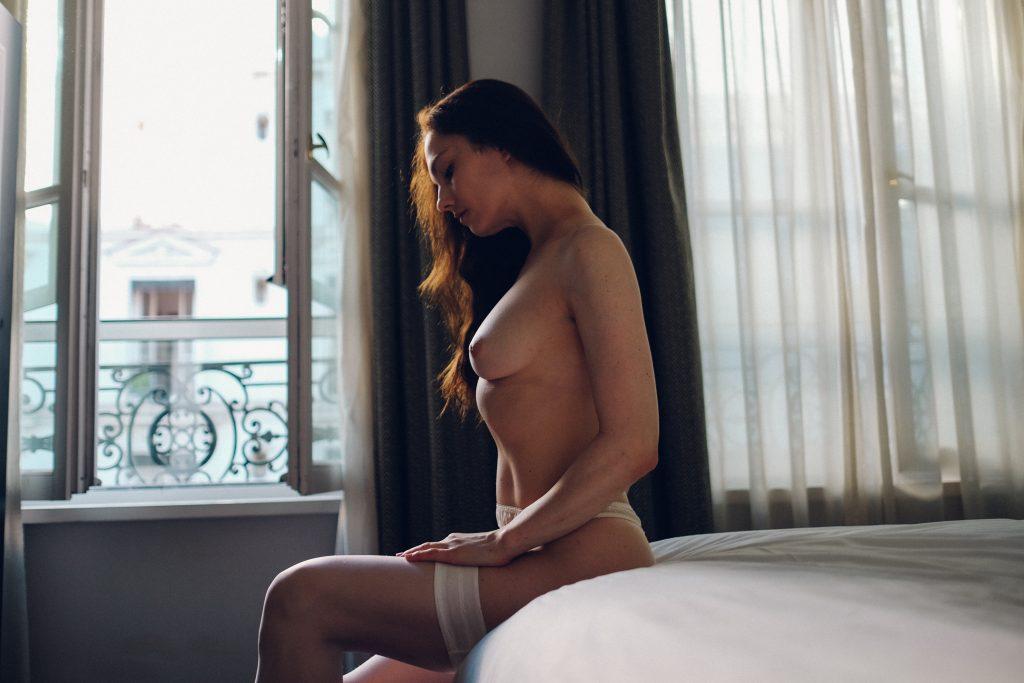 Eva, Paris, 2015